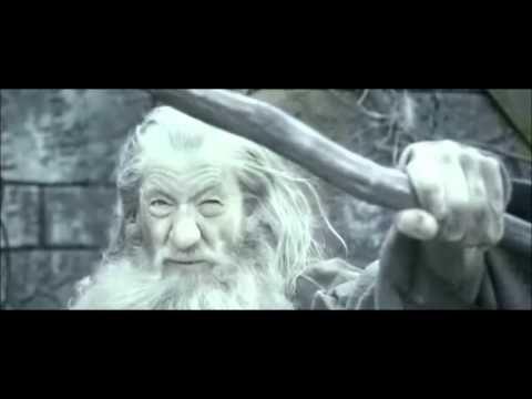 Gandalf vs Sauron & Azog The Hobbit Desolation of Smaug 1080p HD - YouTube