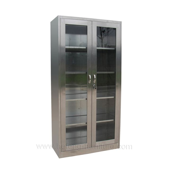 Inspirational Stainless Steel Medical Cabinets