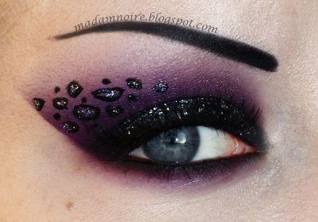 Purple Leopard http://www.makeupbee.com/look.php?look_id=73686