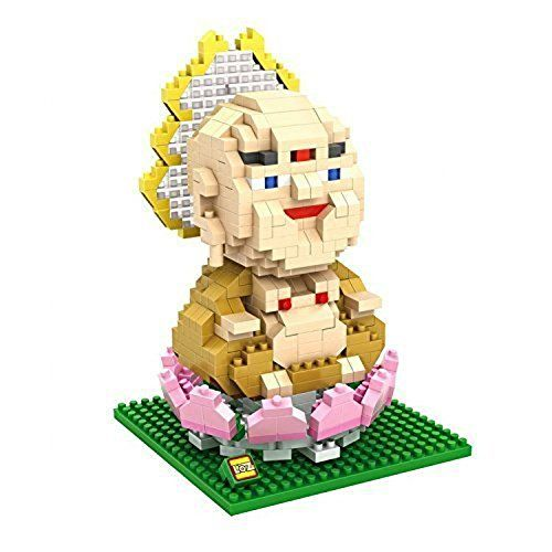 Loz Diamond Blocks Chinese Buddhism 640pc Set Nano-block Mini Figure Great Gift For Boys and Girls Hobbyist * Click image to review more details.