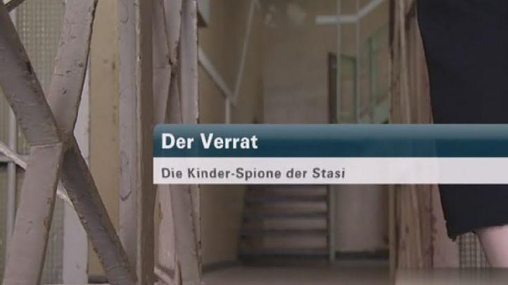 Der Verrat- Die Kinder-Spione der Stasi ist eine Doku über die Gewinnung von Stasispitzeln in der Jugend. In der Doku werden Zeitzeugen wie zwei junge Frauen die damals der Punkbewegung angehörten, wobei die eine von der Stasi erpresst und gezwungen wurde, ihre beste Freundin zu bespitzeln.   #an #aus #berliner #botschaft #brandenburger #brd #DDR #DDRDokuundFilmKanal #Der #deutsch #deutsche #Diktatur #Eiserner #faschismus #Flucht #Flüchtlinge #Grenze #Honecker #Kinder #k