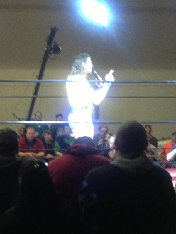 The 1st Extreme Rising Champion, STEVIE RICHARDS - Extreme Rising 2012: Full Results, Highlights and Twitter Reaction for Dec. 29 « The PractitioNERD