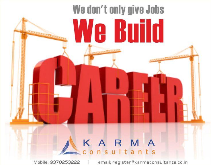 We Build Careers!