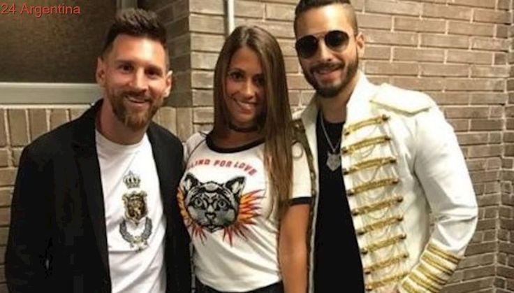 Cuáles son las canciones que tiene Lionel Messi en su playlist