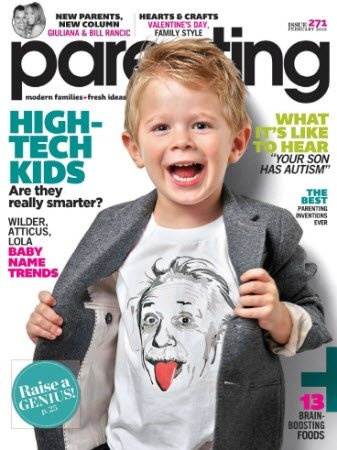 Parenting Magazine – Modern Families