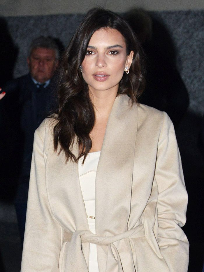 Emily Ratajkowski's Covered-Up Going-Out Look is So Chic