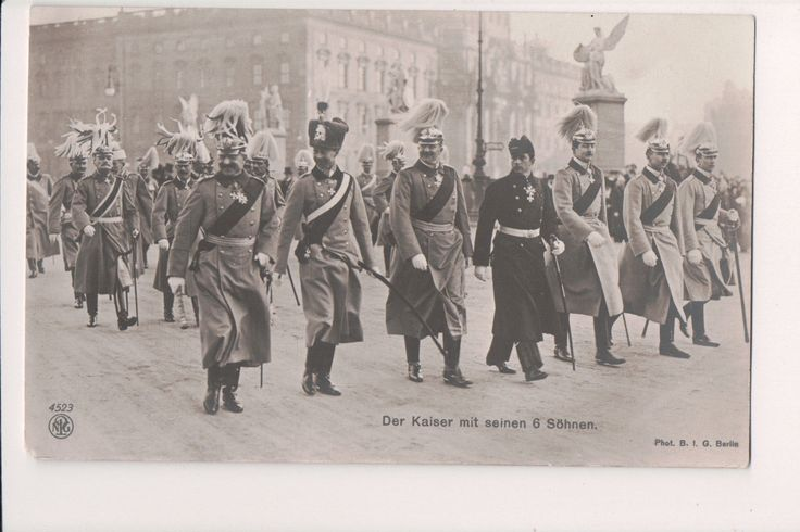 Cool Amazing Vintage Postcard Kaiser Wilhelm II, German Emperor King of Prussia  2018 Check more at http://24shopping.ga/fashion/amazing-vintage-postcard-kaiser-wilhelm-ii-german-emperor-king-of-prussia-2018/