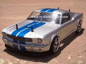 1965 Ford Shelby GT-350 Redcat Racing EPX RTR Custom Painted Electric RC Drift Cars Now With 2.4Ghz Radio!!!