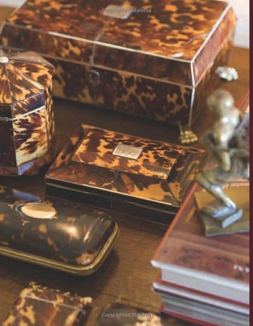 Tortoise Shell Boxes