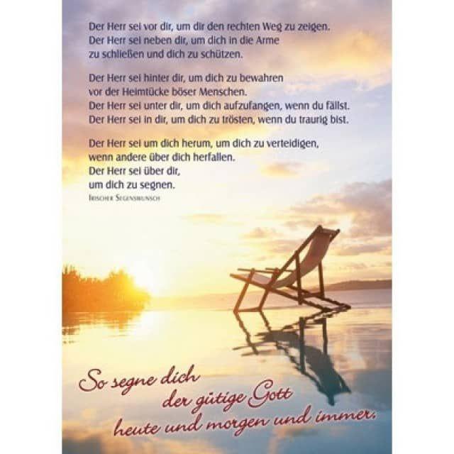 Der Herr sei vor dir - Vivat! christliche Bücher & Geschenke