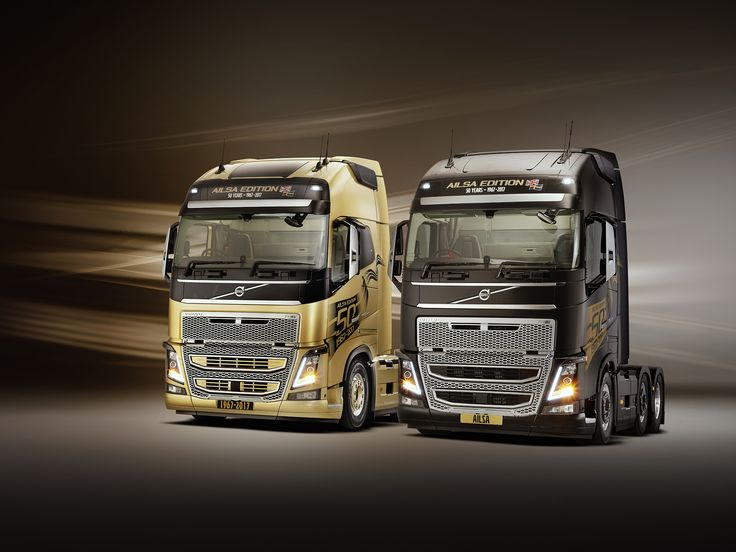 'Ailsa' limited edition FH marks Volvo's 50 years in the UK | Trucking