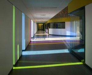 Color and Light: Desiderata Alternative High School / Jones Studio » Human Response and Interior Design