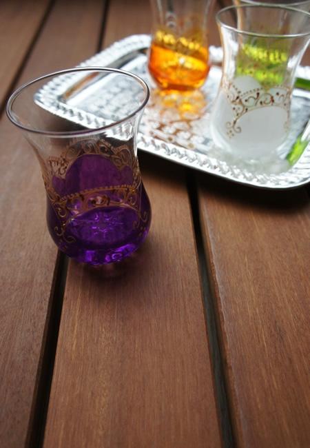 MOROCCO STYLE glasses モロッコスタイル ルーザ ミントティグラス