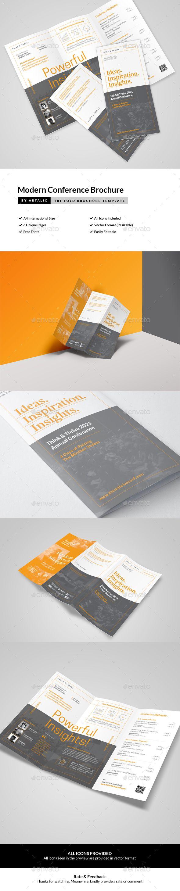 Beste Broschüre Maker Vorlage Ideen - Entry Level Resume Vorlagen ...