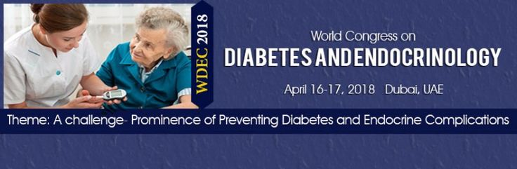 awesome World Congress on Diabetes and Endocrinology