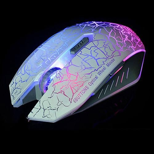 Wired LED PC Gaming Mouse