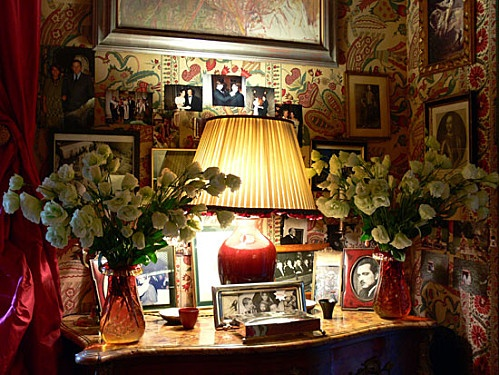 141 best images about los condes hubert e isabel d 39 ornano on pinterest flats maximalism and count - Decoration jacques garcia ...