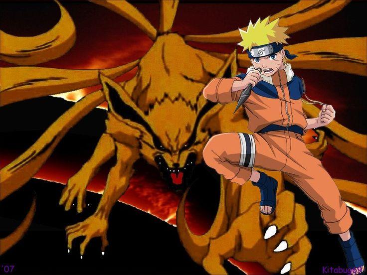 Naruto Nine Tailed Fox Rasengan | Allpix.Club | Naruto ...