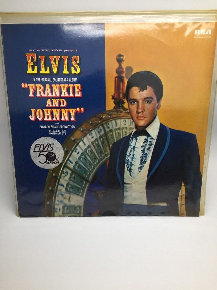 "33t LP Elvis PRESLEY ""Frankie and Johnny"" NL82559 RCA International in Music, Records, Other Records 