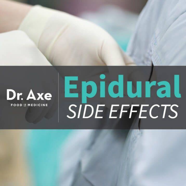 Epidural Side Effects