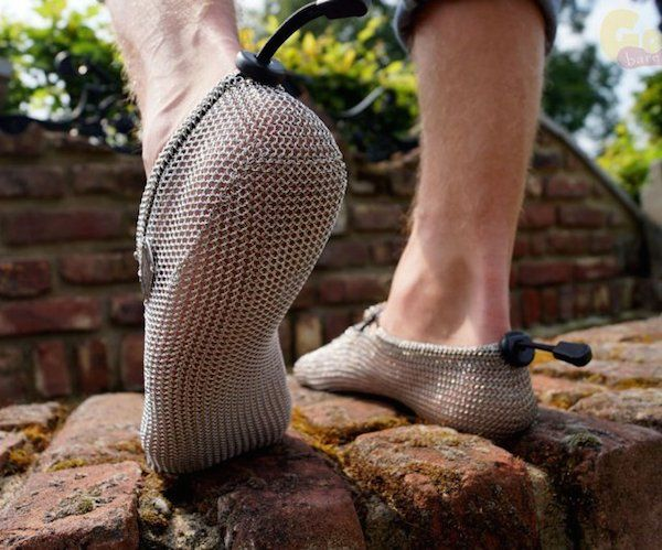 Feeling the effect of natural soil touching your feet can now be possible after wearing these pair of Outback Shoes by PaleoBarefoots.