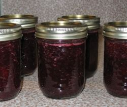 In this easy jam recipe I will tell you how to make Cherry rhubarb jam recipe...this jam came about because I had some very expensive ($10 a bag!)...