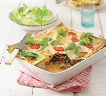Lasagne Napolitana met saucijs - Recept - Jumbo Supermarkten