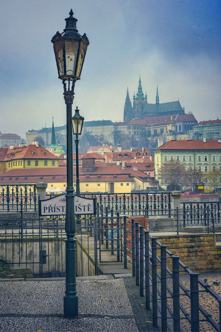 Prague is Glorious! Tiny crooked streets, colorful buildings, castles, oh my! Click here to see fifteen photos that will make you want to move there!