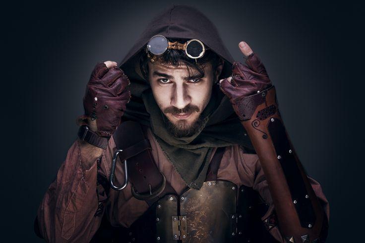 Steampunk Gabriel Talerico by Horacio Casadey on 500px