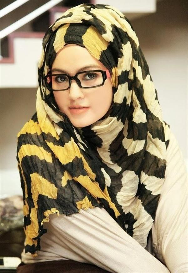 Latest Arabic Hijab Styles 2014