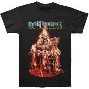 IRON MAIDEN SEVENTH SON T-SHIRT #band #music #bandmerch #licensed #licensedmerch #entertainment #rocknroll #rockabilia