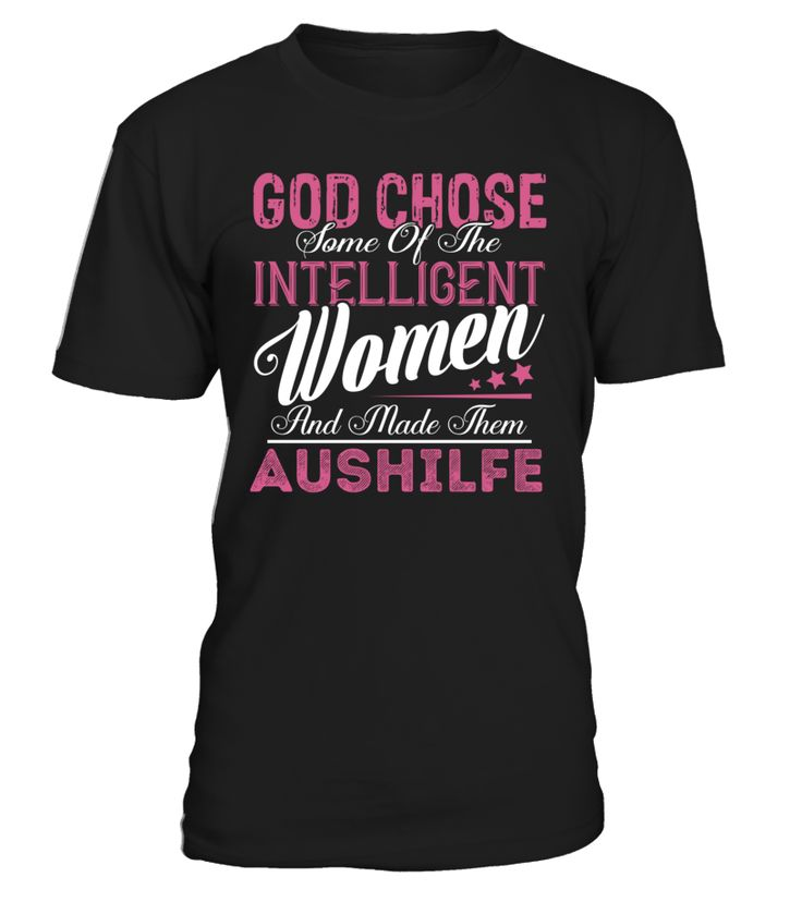 God Chose Some Of The Intelligent Women And Made Them Aushilfe #Aushilfe
