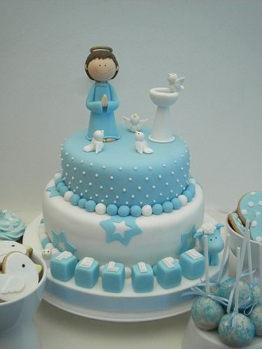 Torta Bautismo   Flickr - Photo Sharing!