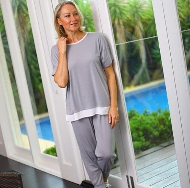 Night sweats! We have the sleepwear for you. #JustLovely  #Eadensleepwear #drirelease #menopause