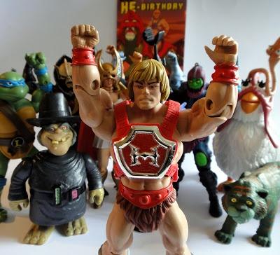 Thunderpunch He-man celebrates!