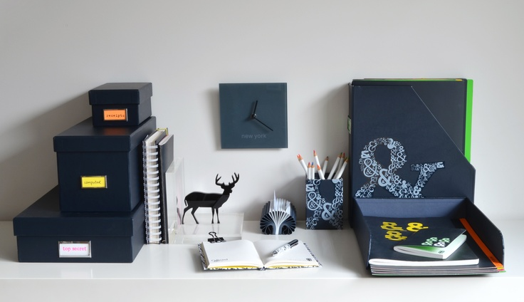 Bespoke your space with Collected & Co. This range of edgy, urban products is easy to personalise with paper tape and custom stick ons.