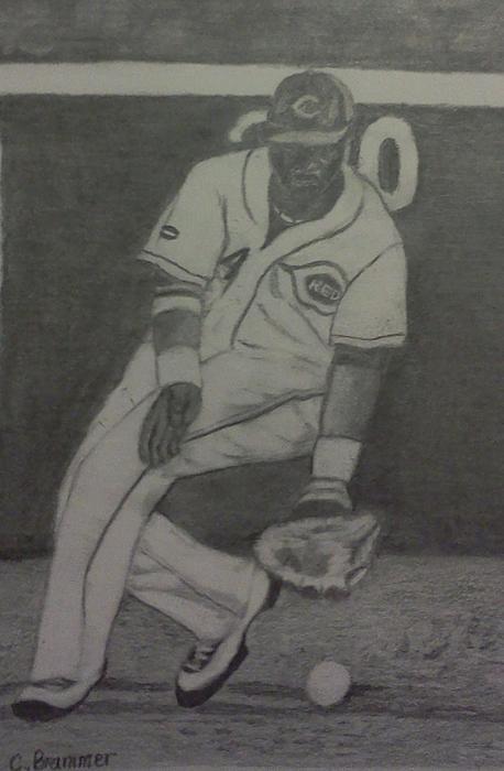 Brandon Phillips, Cincinnati Reds, superstars, baseball, sports stars