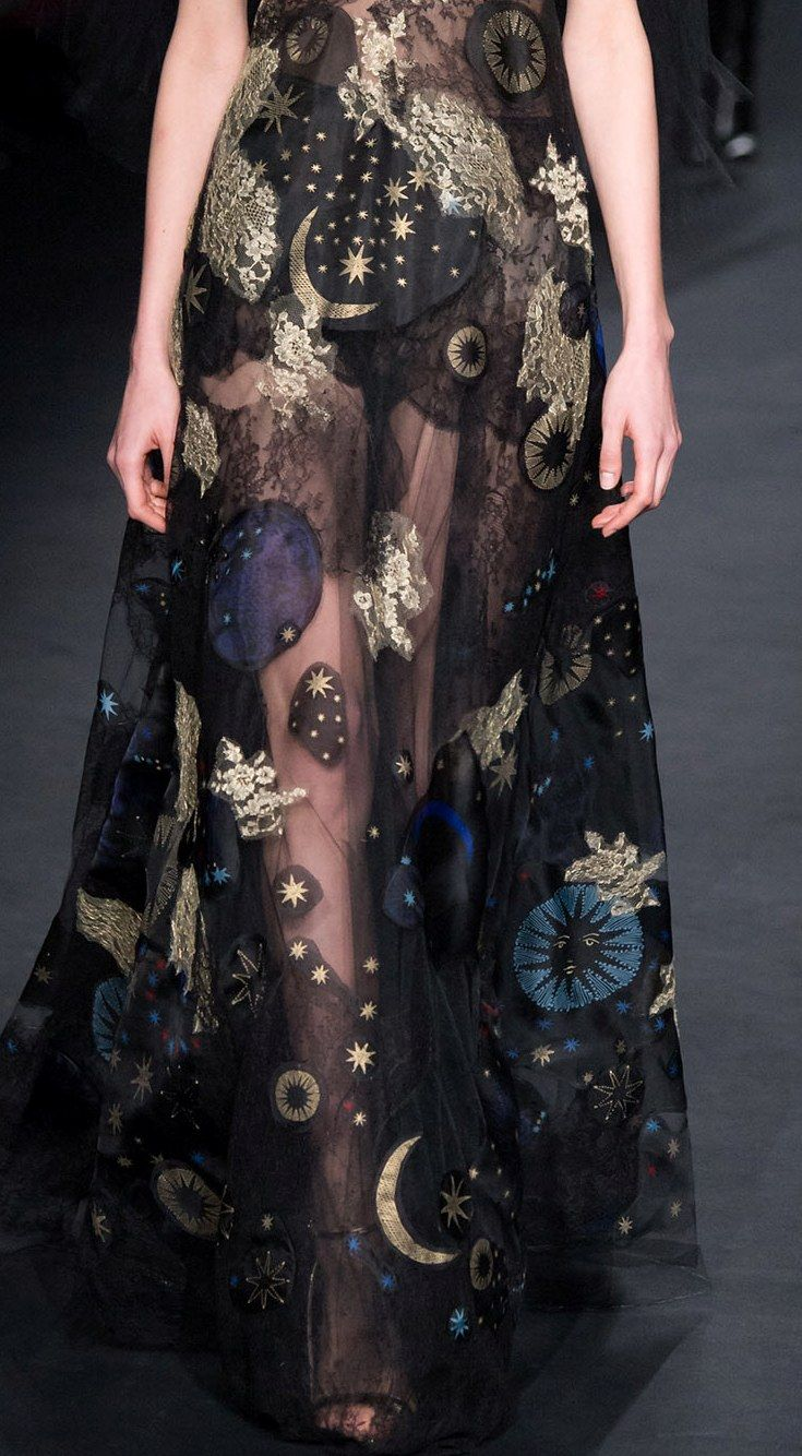 "skaodi: "" Details from Valentino Ready To Wear Fall 2015. """