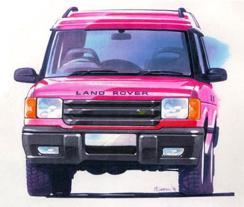 For Sale 2000 Land Rover Discovery 2: 595 Best Land Rover DISCOVERY Images On Pinterest