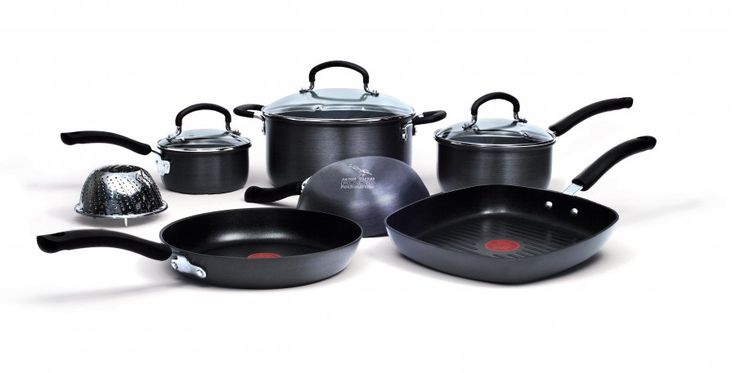 Need new cook ware? We're giving away a 10-piece T-Fal by Jamie Oliver set! Check it out...