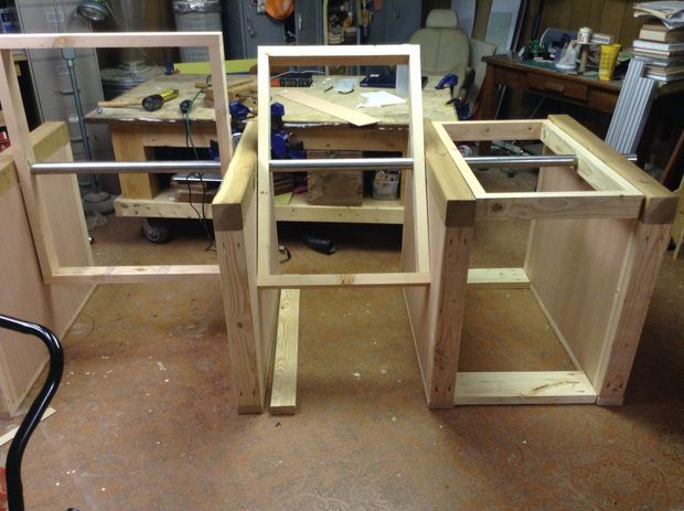 Multi Tool Flip Top Table Projects Woodworking