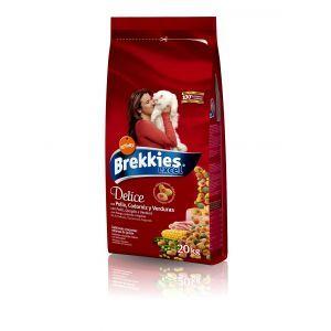 Brekkies Delice Beef 20Kg