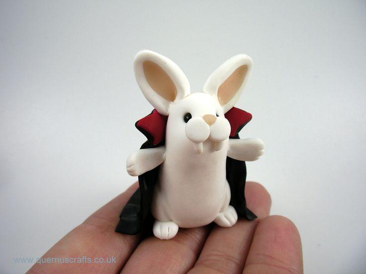 Little Dracula Bunny