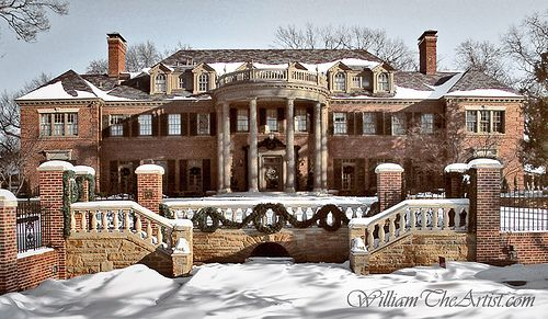 Beautiful Historic Mansion