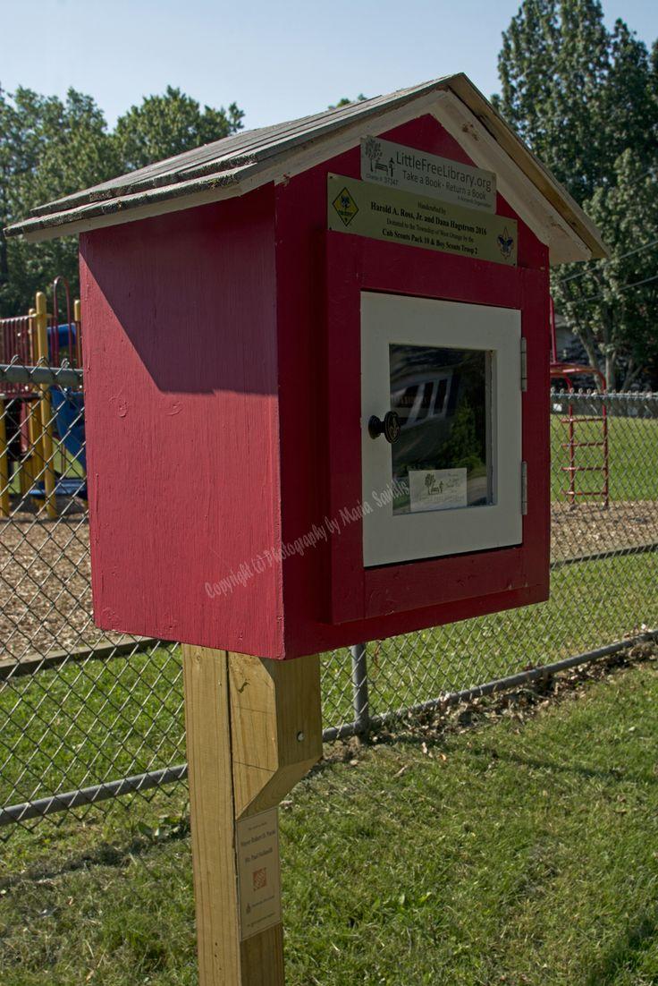 Little Free Library, West Orange, NJ