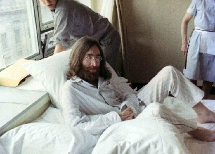 Джон Леннон 1969 27.05.