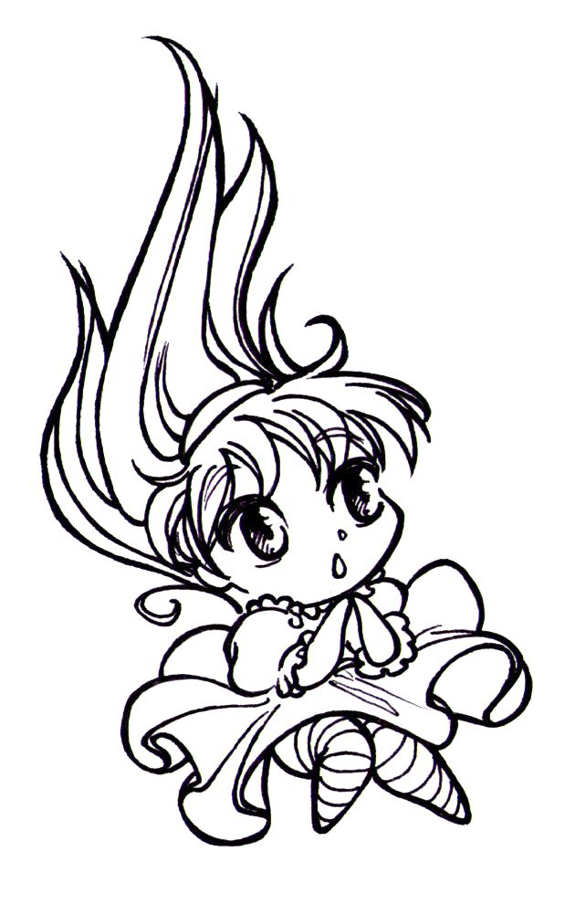 70 best coloring images on pinterest | drawings, coloring books ... - Hatsune Miku Chibi Coloring Pages