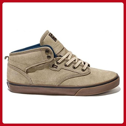 Globe Skateboard Shoes MOTLEY MID Sand/Navy Size 5 - Mens world (*Amazon Partner-Link)