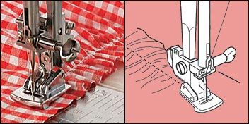 Article on different ways to gather/ruffle on your sewing machine. http://sew4home.com/tips-resources/sewing-tips-tricks/360-gathering-made-easy