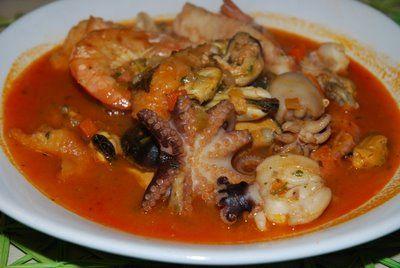 Ricetta per la ZUPPA DI PESCE | Cucina Sarda